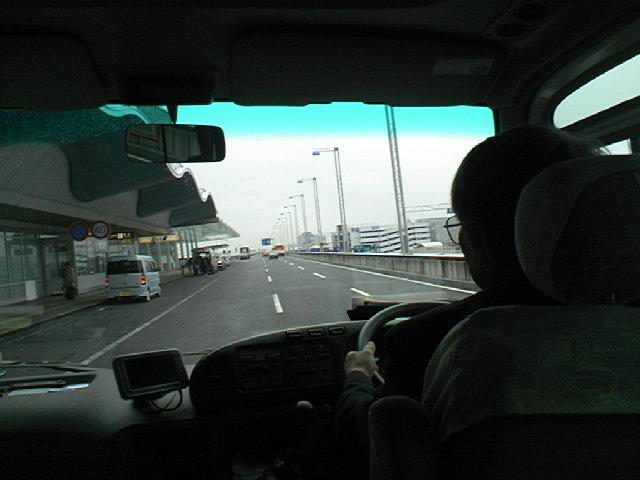 ホテルJALシティ羽田のバス