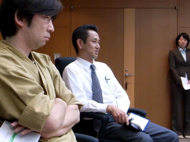 会田さんと西巻さん