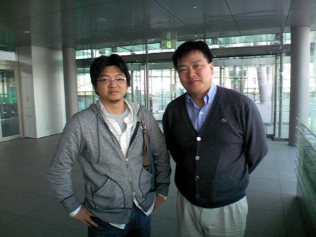 内山さんと東海林さん