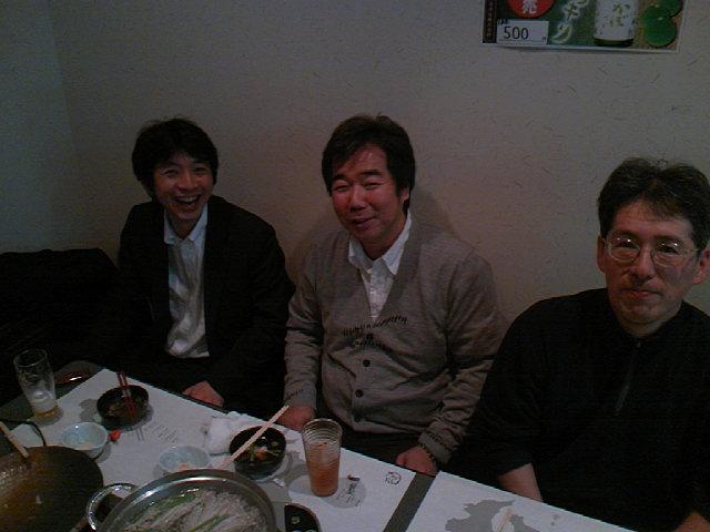 寺田さんと新保さん